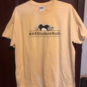 Men's Pittsburgh Penguins/AE Student Rush t-shirt